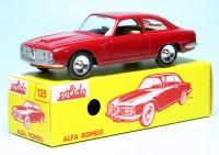 Alfa Romeo 2600 Sprint (1963)