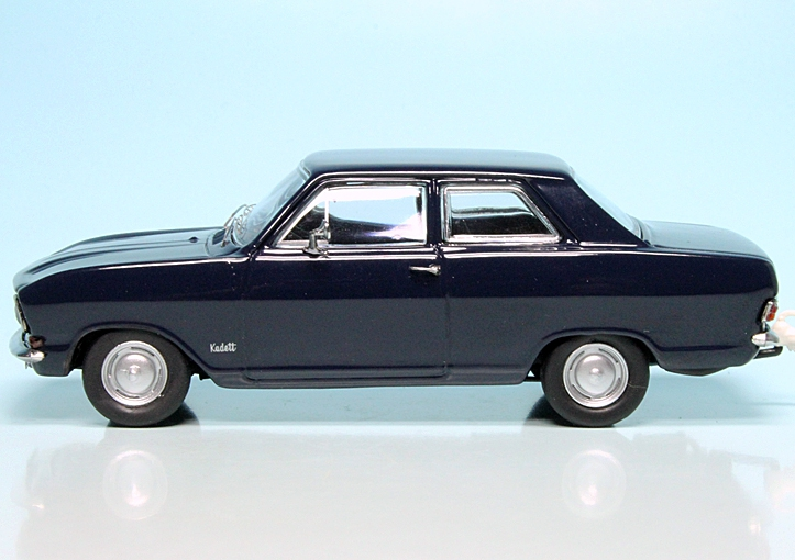 Schuco 1:43 Opel Kadett B mit Anh 450294700