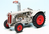 Hürlimann D-200 Traktor (1952) (Schweiz)
