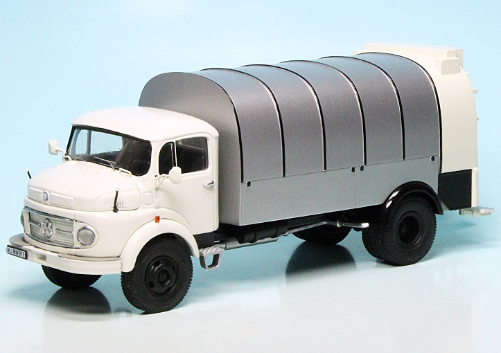 Checker Cab London >> Mercedes Benz L911 Pressmüllwagen | Mercedes Benz LKW | Mercedes Benz | Modelle im Maßstab 1:43 ...