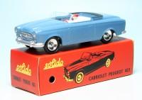Peugeot 403 Cabriolet (1959)
