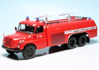 "Tatra T148 Löschfahrzeug ""Feuerwehr - Hasici Nad Lebem"""