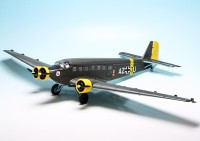"Junkers JU 52/3 m ""Wehrmacht Luftwaffe - Amicale Jean-Baptiste Salis"""