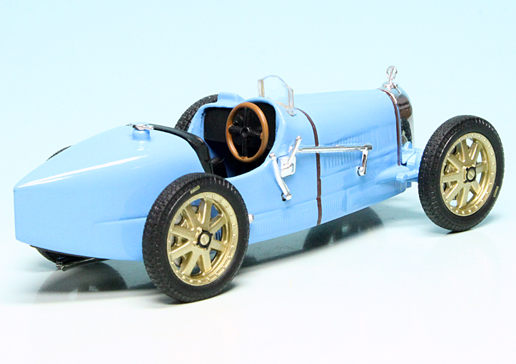 BUGATTI T35B 1928 voiture miniature 1//43 collection solido