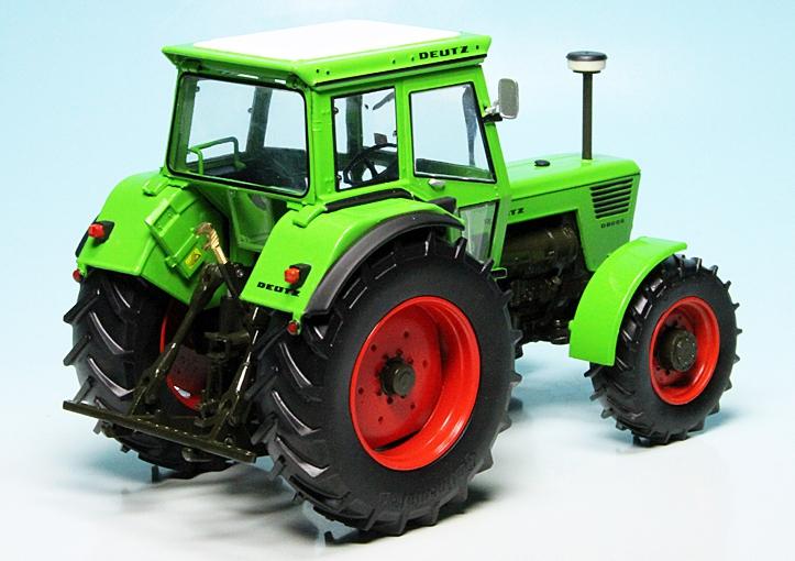 Deutz D 80 06 1974-1978 Tractor 1:32 Model WEISE-TOYS