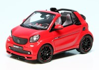 Brabus Ultimate 125 Smart Fortwo Cabriolet (2017)