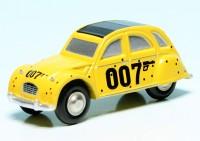 """Piccolo Citroen 2CV Ente """"James Bond 007 - For your eyes only"""""""