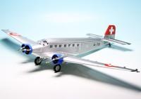 "Junkers JU 52/3 m ""Schweizer Luftwaffe"""