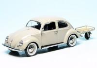 "VW Brezelkäfer mit Nachläufer ""Auto-Porter"""